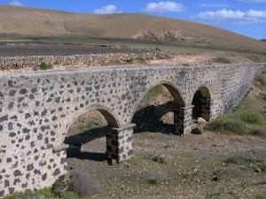 Acueducto de Zonzamas (Imagen: J.Cazorla)
