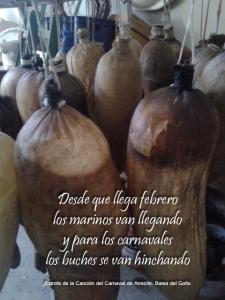 La batea del gofio buches (Imagen: J.Cazorla)
