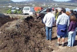 Curso de agricultura ecológica organizado por La Tanganilla