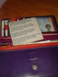 poema Kipling billetera