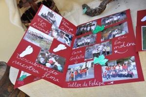 Actividades escolares relacionadas con el Patrimonio en el CEIP El Quintero (Imagen: Luz Mª Duque)