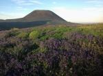 Volcán de La Corona. Haría. Lanzarote. (Imagen JCG)