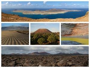 Geositios Lanzarote. Canarias.