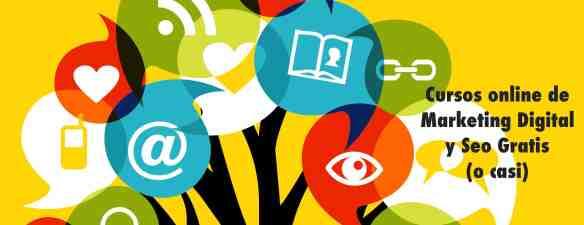 Cursos online gratis o casi