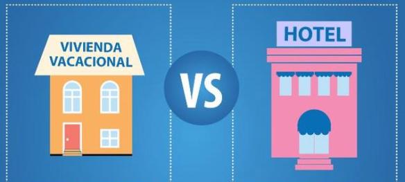 Vivienda vacacional vs hotel canarias